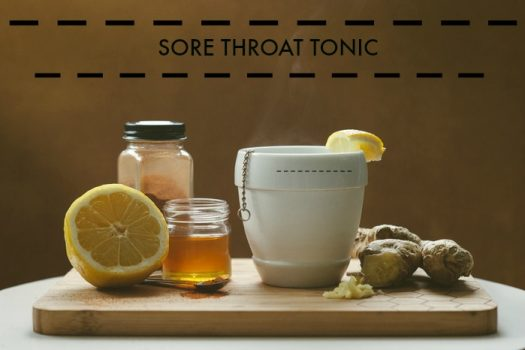 Sore Throat Tonic
