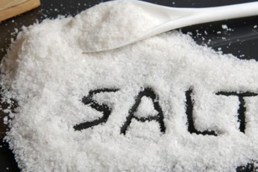 Tracking Your Salt Intake